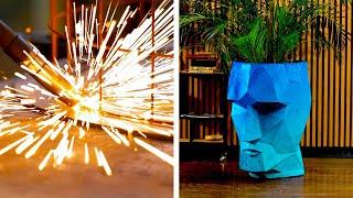 DIY CEMENT DECOR || 30 ASTONISHING HOME DECOR IDEAS