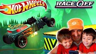HOT WHEELS RACE OFF  STREET CREEPER DESBLOQUEADO !!  Juegos Android para niños
