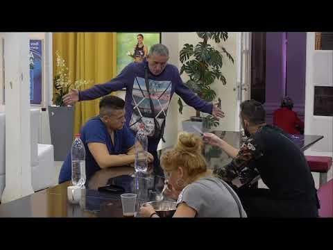 Zadruga - Mića i Đekson savetuju Slobu da bude sa Kijom - 14.06.2018.