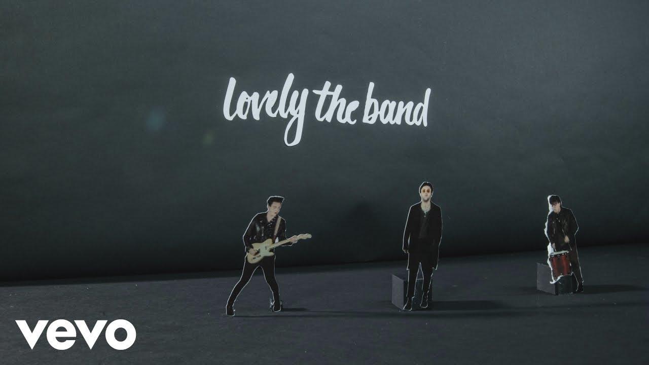 lovelytheband - maybe, i'm afraid