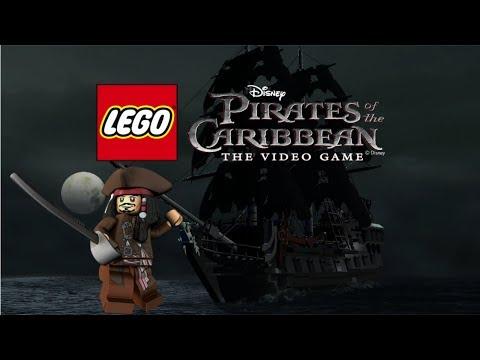 Lego Pirates of the Caribbean - Part 1 - Captain Jack Sparrow