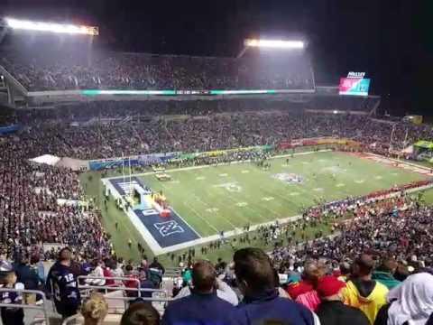Pro Bowl 2017 National Anthem
