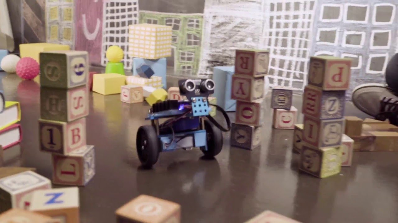 mBot Ranger - Transformable Robot Kit for STEM Education and Fun (AD)