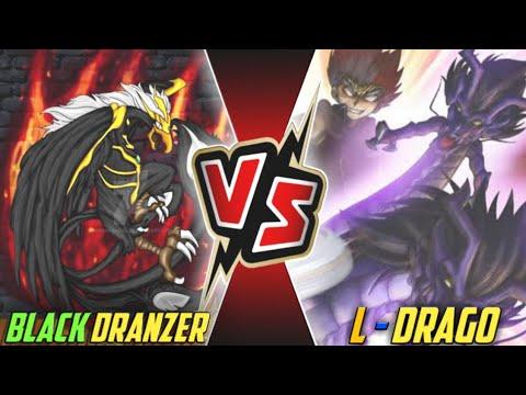 Dark L Drago Bit Beast