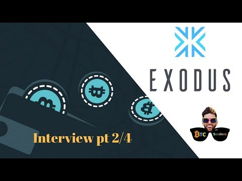 Exodus Interview Part 2 - When Segwit?