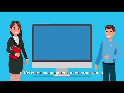 Vidéo Google Adwords et Facebook Ads pour les réseaux et les franchises