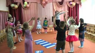 Фильм Обучение детей подготовительной группы ПДД