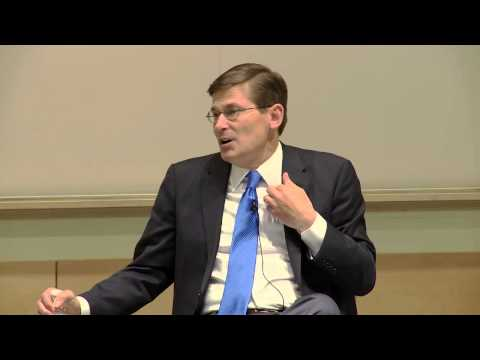 """In Conversation with Michael Morell, Former Deputy Director of the CIA"" Tuesday, September 30, 2014"