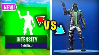 "*NEW* ""Intensity"" Emote/Dance In Real Life! - Fortnite SAVAGE & FUNNY Moments"