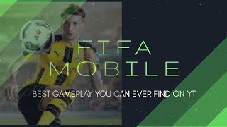 FIFA mobile | online multiplayer |GAMEPLAY|