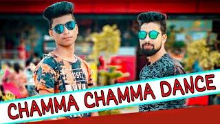Chamma Chamma New Song   Chamma Chamma Dance Video   Neha Kakkar , Ikka  
