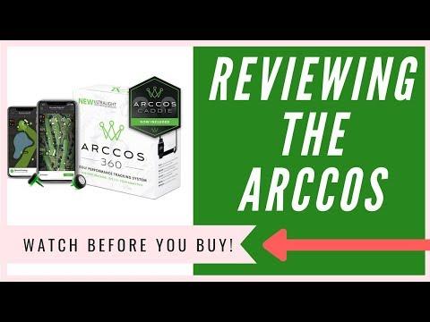 Arccos 360 Golf Sensor System Review   An HONEST Opinion (2018)