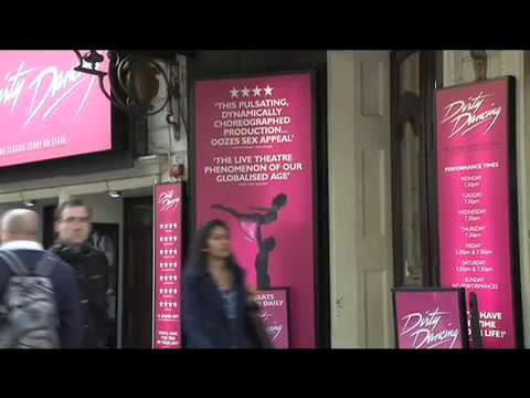 Aldwych Theatre - English Voice Over