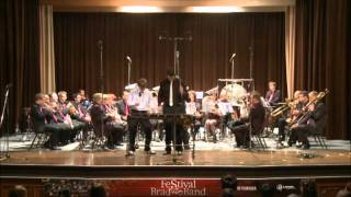 Festival Brass Band - Black and White Rag