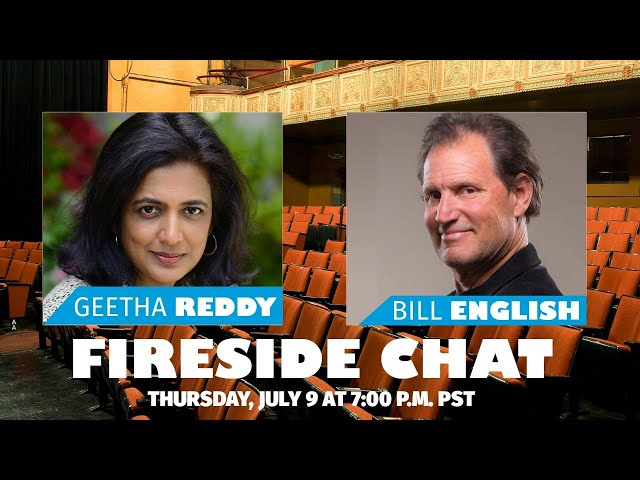 Empathy Gym Fireside Chats | Geetha Reddy