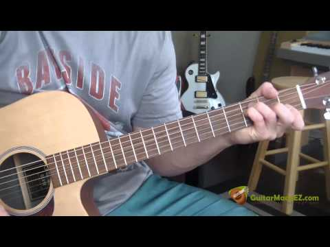 The Kinks - Well Respected Man - Guitar Lesson