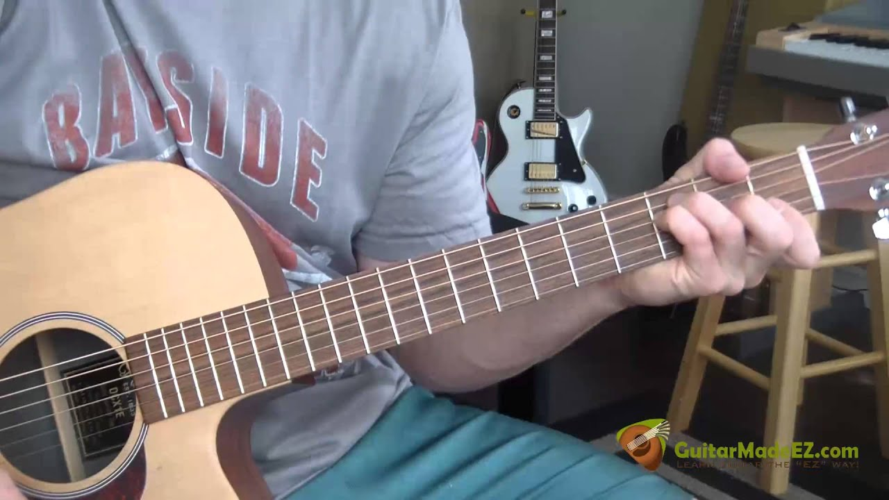 The Kinks   Well Respected Man   Guitar Lesson