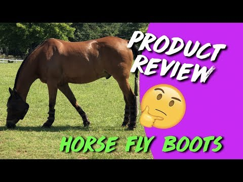 Kensington Natural Fly Boots product review
