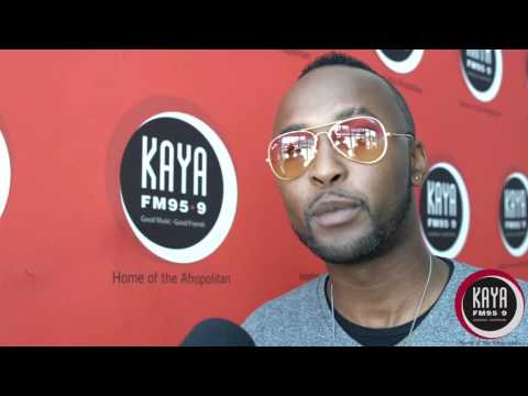 Nathi and Vusi Nova speak about 'Nomakanjani' On Kaya FM