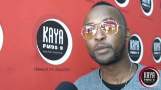 Nathi and Vusi Nova speak about