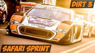 DIRT 3 - Safari Sprint (Rhys Millen Racing PM580) Repsol Racing Team