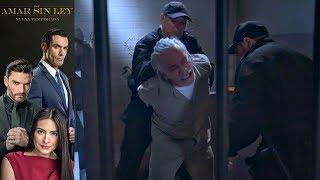 Por Amar Sin Ley 2 - Capítulo 07:  Jacinto Dorantes es traicionado - Televisa