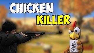 играем в Морхухн - Сhicken Killer