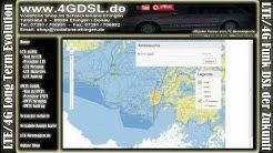 4GDSL   LTE in 88131 Lindau auf der Vodafone Netzkarte am 28 08 2012 JD