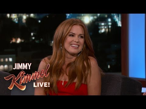 Isla Fisher on Her Love for Mariah Carey