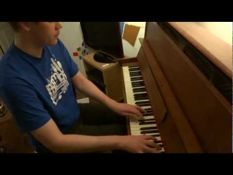 Piano Song with only Black keys! - for woggyflush + Wendy Boys