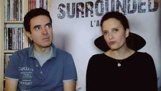 SURROUNDED Backstage e Interviste - ITA