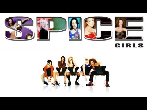 Spice Girls - Who Do You Think You Are (Lyrics & Pictures)