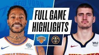 Game Recap: Nuggets 113, Knicks 97