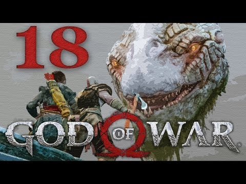 God of War Gameplay Walkthrough HD - Boss Fight: Jarn Fotr - Part 18