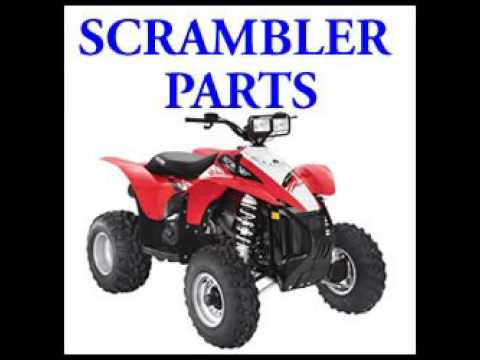 New OEM Polaris Scrambler ATV Parts For Sale Online
