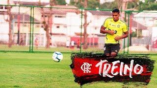 Treino do Flamengo - 03/08/2019