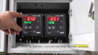 Вихревые теплогенераторы - саморазогрев теплоносителя в системе отопления(, 2014-12-18T00:18:36.000Z)