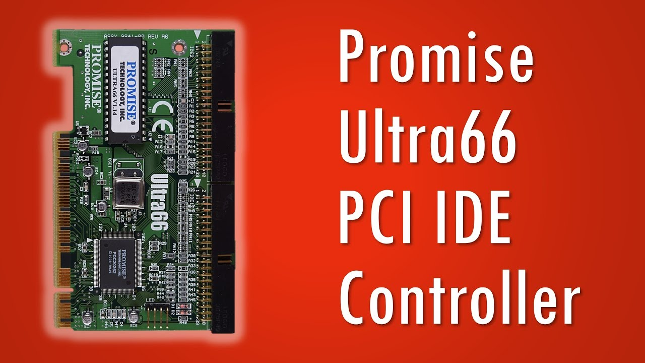 PCI Ultra133 TX2 Ultra ATA Controller by Promise Technologies Lot of 10