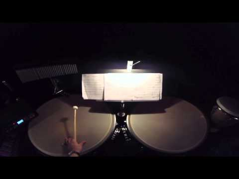 Seussical in the pit (a day in the life of a musical theater percussionist)