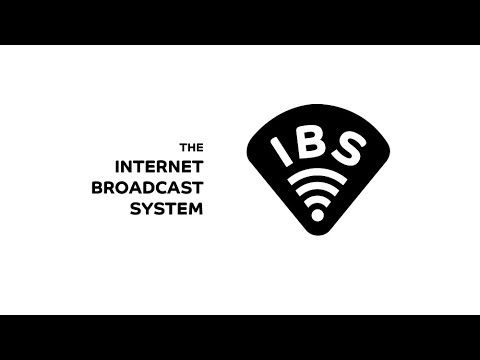 Introducing The Internet Broadcast System