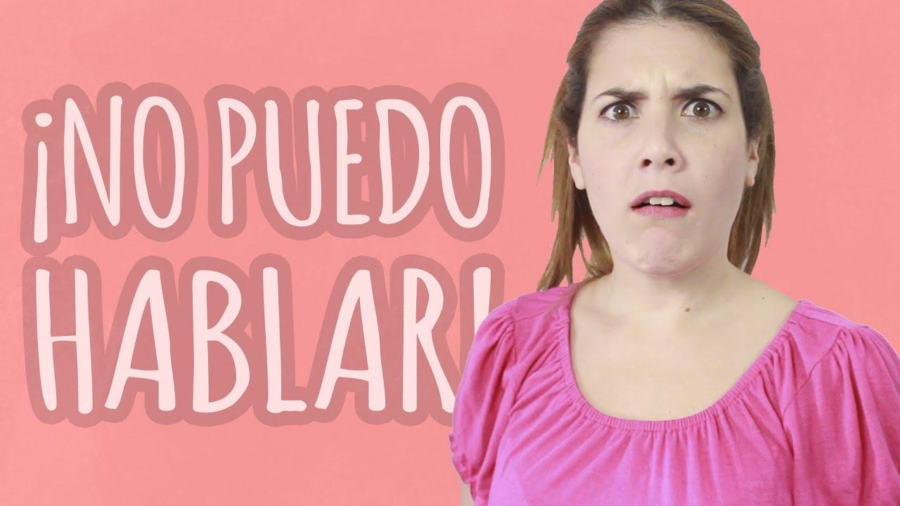 ¡NO PUEDO HABLAR! CINE MUDO - Frutilla Picante - YouTube