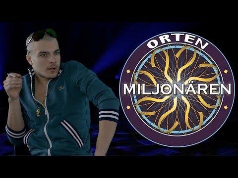 ORTEN MILJONÄREN