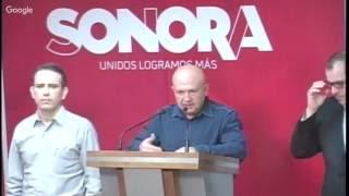 Rueda de Prensa - PGR