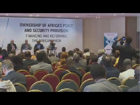 Experts brainstorm on funding conflict resolution in Africa