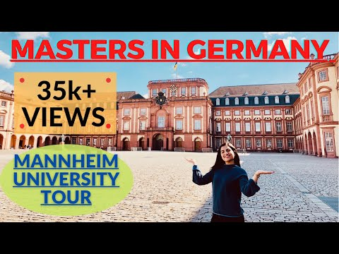 Masters in Germany | Mannheim University | Flying Abroad