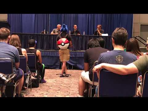 Sam Riegel, Liam O'Brien & Roger Craig Smith at SacAnime Summer 2017 [Spoilers E110]