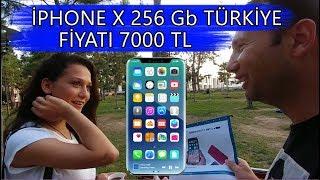 iPhone X 256 Gb 7000 TL ye alır mısınız ? - 2  iPhone X iPhone 8 Türkiye fiyatı iPhone x tanıtım