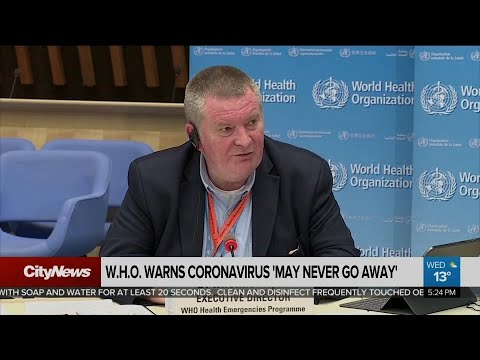 Doctors Warn COVID-19 Will Become Endemic