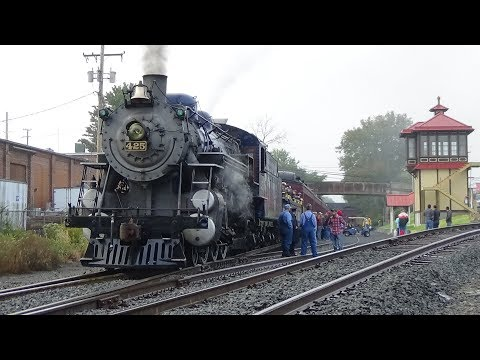 Reading & Northern Steam Special 14-15/Oct/2017