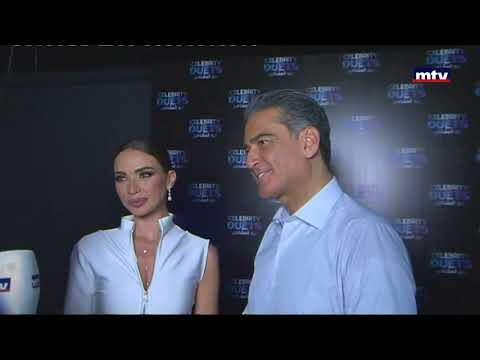 Celebrity Duets - Backstage Interview - Episode 4 - Dalida Khalil - Misbah Ahdab